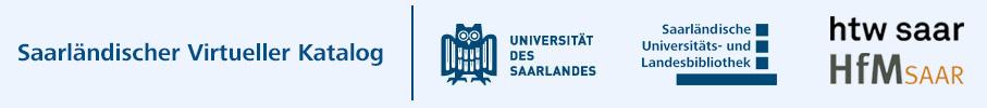 Logo Saarländischer Virtueller Katalog